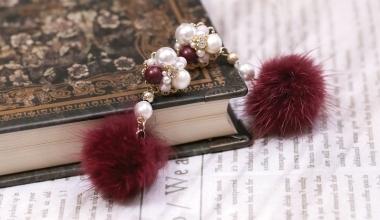 毛球珍珠配飾耳環 |DIY工藝|手作飾品|NLT教學部|滴膠應用|毛球|珍珠|造型設計|PADICO|教學影片