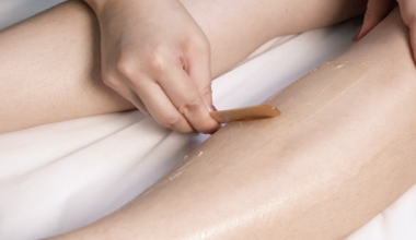 腿部除毛(山茶花油性蠟) |熱蠟除毛|熱蠟除毛|基礎操作|足部|小腿|膝蓋|油性蠟|山茶花蠟|教學影片